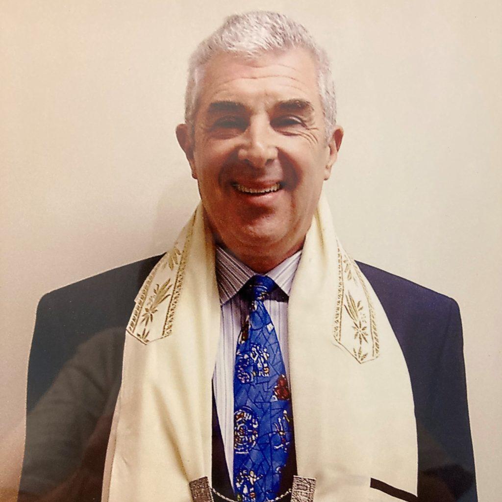 Rabbi Steven Newman of L'chaim Hospice